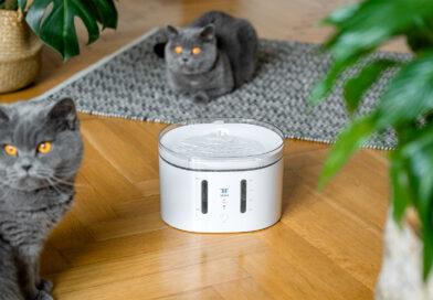 Tesla Smart Pet Fountain